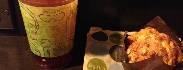 Argo Tea is one of Leticia's Liked Places.