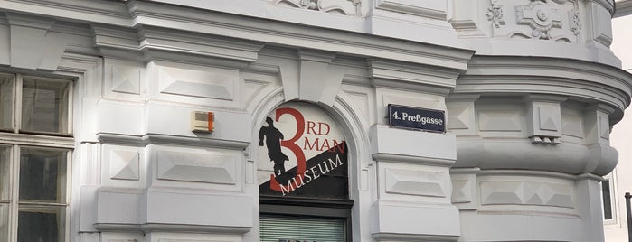 Third Man Museum is one of Lugares favoritos de cristinfunchi.