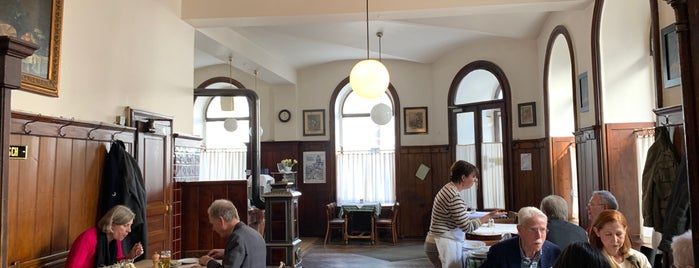 Gasthaus Ubl is one of Great Bars, Pubs and Restaurants in Vienna.