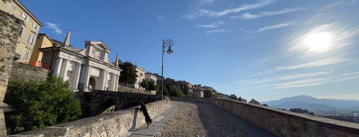 Porta San Giacomo is one of Bergamo.