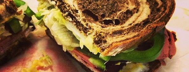 Brian's Juice Bar & Deli is one of Loop Sandwiches.