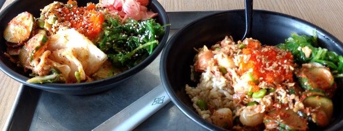 Boru Ramen Noodle & Poke Bar is one of Kawikaさんのお気に入りスポット.