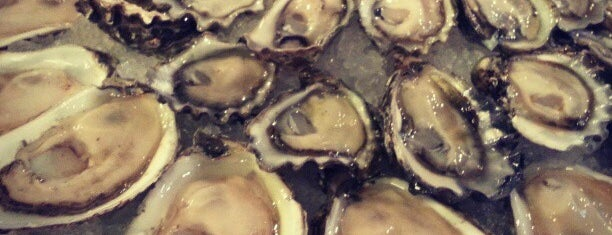 Taylor Shellfish Farms is one of Oysters.