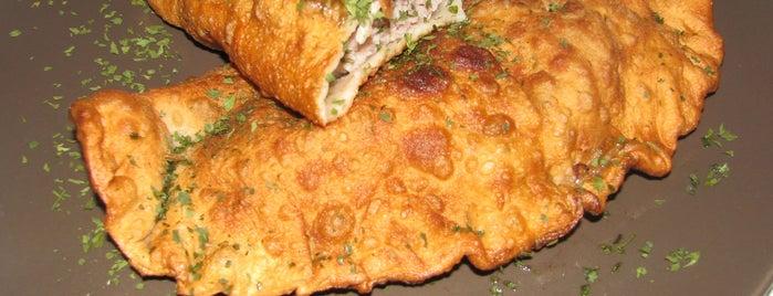 Kolobok Ukrainian & Russian food is one of Ezeket is kipróbálhatnánk :).