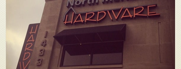 North Meridian Hardware is one of Jared's Liked Places.
