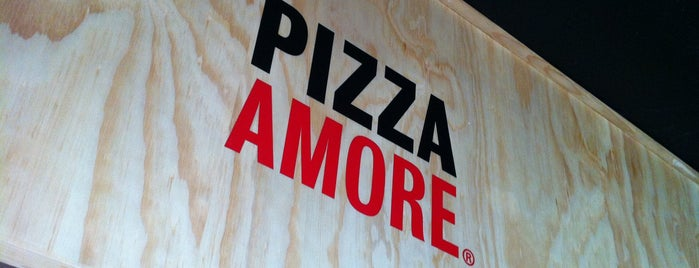 Pizza Amore is one of Kokeさんのお気に入りスポット.