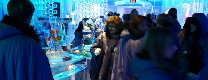 FROST ICE BAR is one of Nightlife.