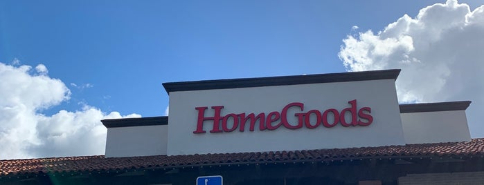 Home Goods is one of SAN DIEGO CA.