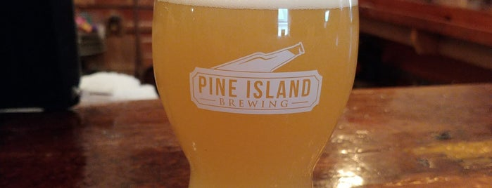Pine Island Brewing is one of Breweries To Do.