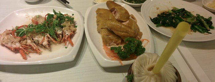 Nanxiang Steamed Bun Restaurant is one of Tempat yang Disimpan followLin.