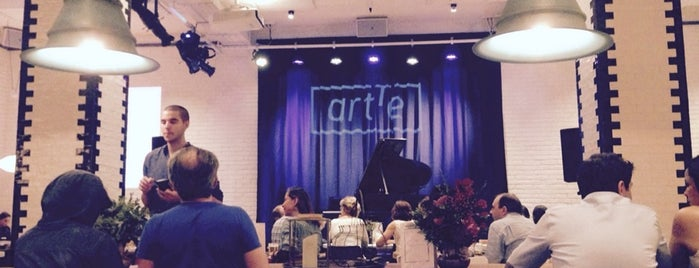 Artte is one of Bars.