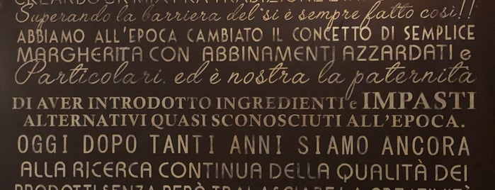 Pizzeria Antica Porta is one of Florence.