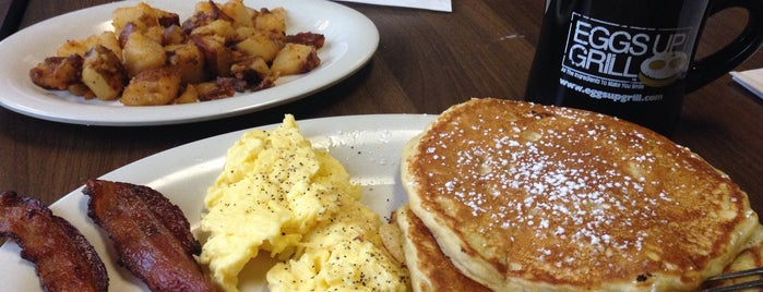 Eggs Up Grill is one of Greensville,SC.