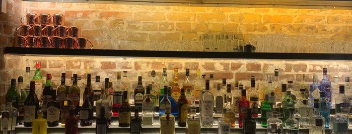 Die Bar in der Spoerlfabrik is one of Düsseldorf Best: Drinks.