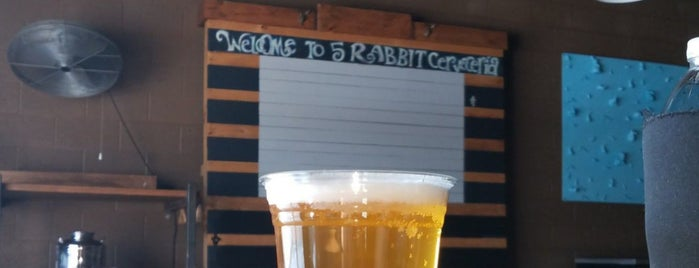 5 Rabbit Brewery is one of Chicagoland.