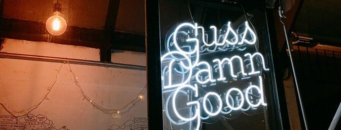 Guss Damn Good is one of Wishlist.
