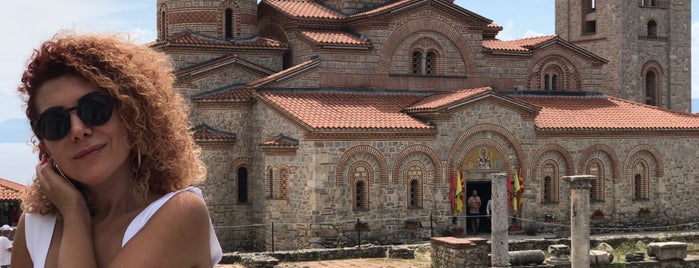 St. Clements Monastery of St. Paneleimon is one of 🇲🇰 North Macedonia.