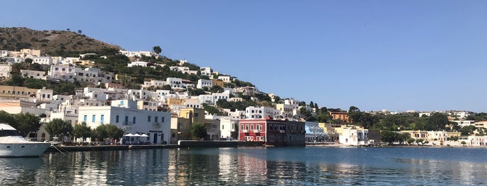 Port Leros is one of Lieux qui ont plu à sibel bakırcı özkoçan.
