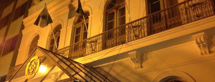 Hotel Nikko is one of Curitiba.