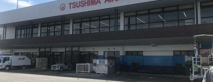 Tsushima Yamaneko Airport (TSJ) is one of Fukuoka.