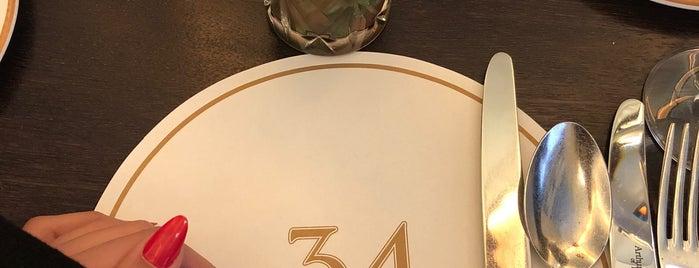 34 Mayfair is one of london list.