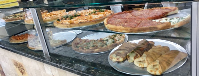 Soprano's Pizza is one of Jersey Eats.