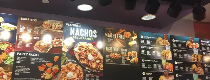 Taco Bell is one of Paramus area.
