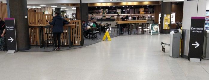 Starbucks is one of Bianca 님이 좋아한 장소.