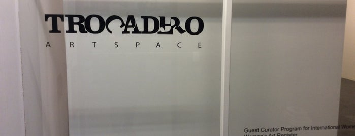 Trocadero Art Space is one of arts ○△♡.