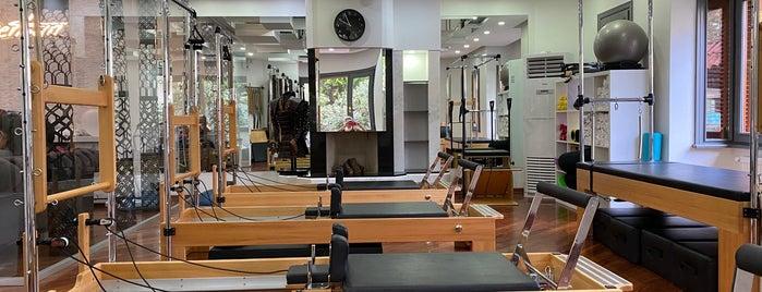 Sertsarı Private Training Studio is one of Tempat yang Disukai Zeynep.