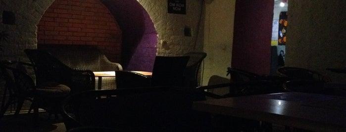 FreeGen Surf Cafe is one of Locais curtidos por Oleksandra.