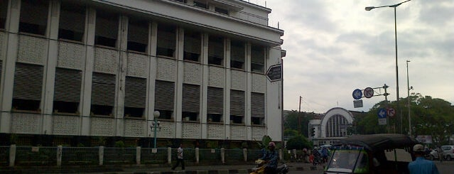 Kota Tua is one of Jacarta.