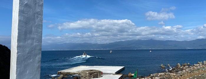 龜山島 (Guishan) (Turtle Island) is one of J's Liked Places.