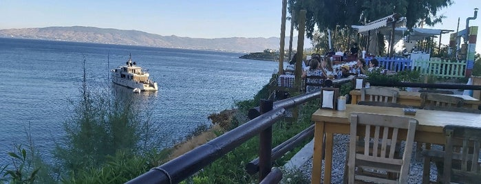 Yalı Cafe is one of Bodrum.