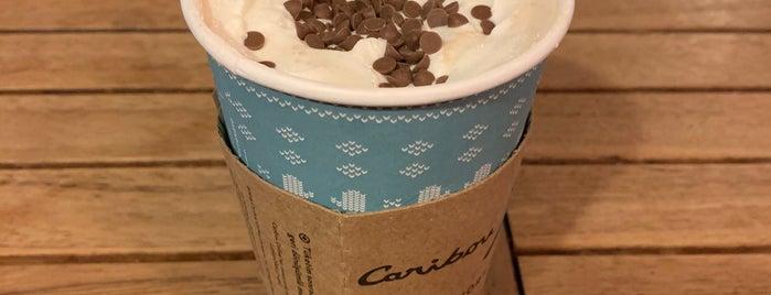 Caribou Coffee is one of Locais curtidos por Gizemli.