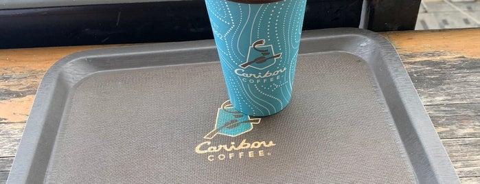 Caribou Coffee is one of Orte, die Gizemli gefallen.