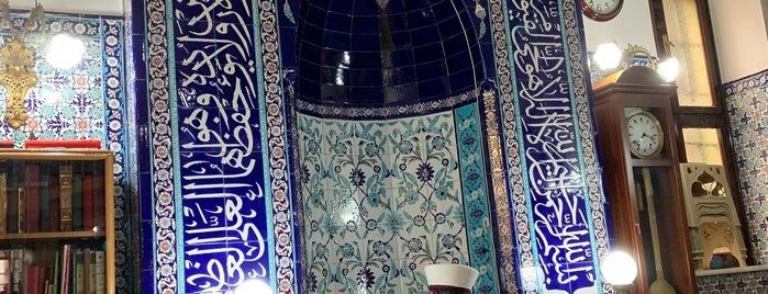 Abud Efendi Han is one of Tempat yang Disukai Davut.
