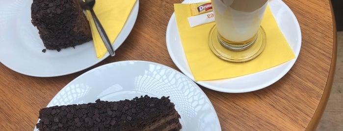 Kavárna Coffee is one of prague 2017.
