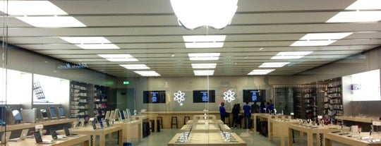 Apple Río Shopping is one of Orte, die D gefallen.