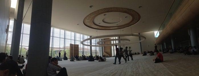 Fatih Üniversitesi Mehmet Hasırcılar Camii is one of Türkiye Mimarlık Yıllığı 2013.