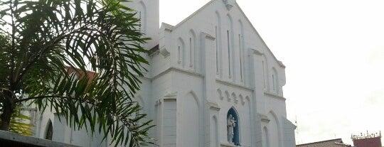 Gereja Katedral Bogor is one of Gereja Katolik & Biara di Indonesia.