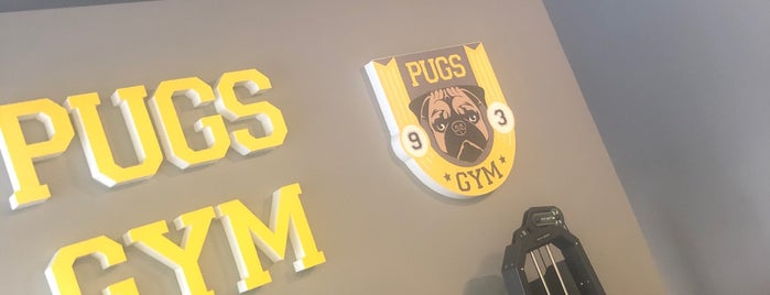 Pugs Gym Çayyolu is one of Lieux qui ont plu à Banu Y.