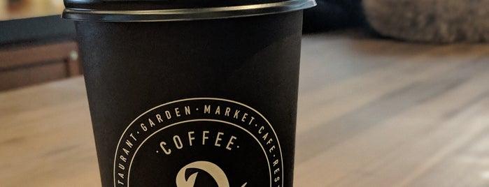 Le District Coffee is one of Orte, die N gefallen.