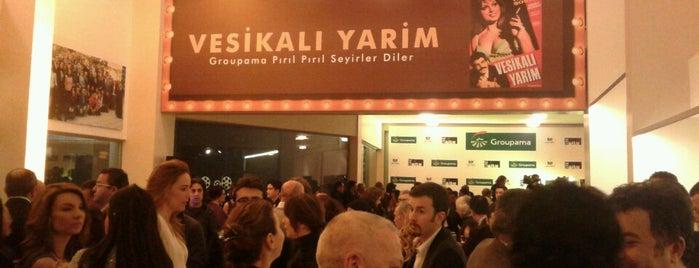 Mimar Sinan Üniversitesi STM is one of Beşiktaş Rehberi.