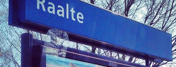Station Raalte is one of Friesland & Overijssel.