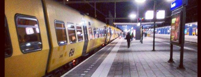 Station Enschede is one of Friesland & Overijssel.