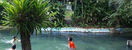 ธารน้ำร้อนบ่อคลึง is one of My TripS :).