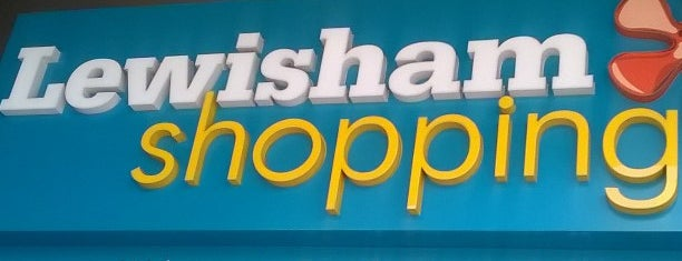 Lewisham Shopping Centre is one of England.
