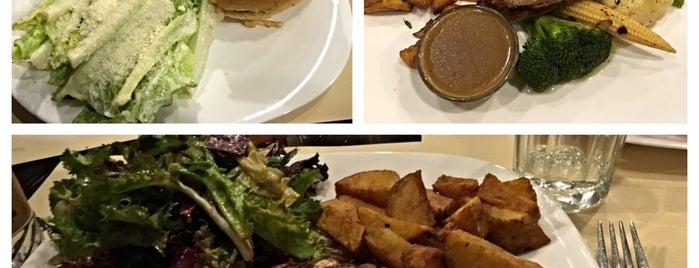 Boca Restaurant | رستوران بوکا is one of Lieux qui ont plu à Nora.