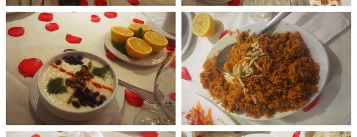 Taj Mahal Restaurant | رستوران تاج محل is one of Lieux qui ont plu à Nora.